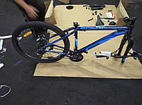 Велосипед з безкоштовною доставкою SPARK HUNTER 27,5-AL-19-AM-D