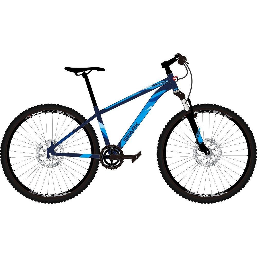 """Горный велосипед SPARK MONTERO (колеса 29'', алюминиевая рама 20"""", цвет на выбор) БЕСПЛАТНАЯ ДОСТАВКА"""