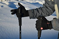 """Перчатки зимние, тактические, лижние, непродуваемые """"Windstopper"""" - clasic, фото 1"""