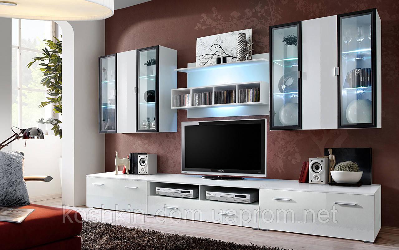Мебельная стенка Quadro
