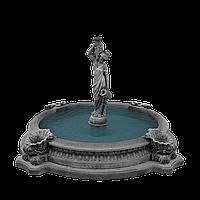 """Садовый фонтан """"Девушка с кувшинами №2, фото 1"""