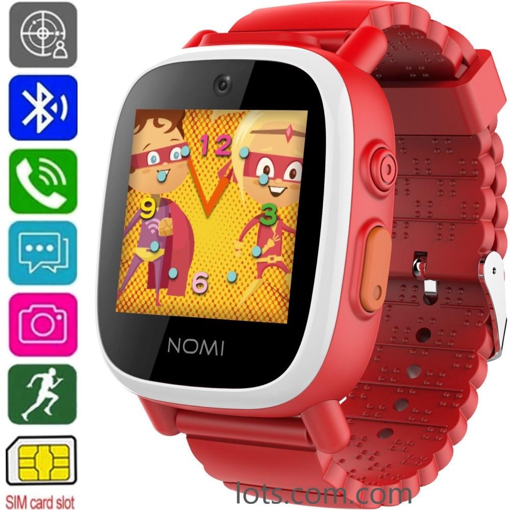 Смарт-Часы Б/У Nomi Kids Heroes W2 - Умные Часы