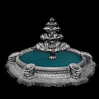 """Садовый фонтан """"Жемчужина"""" в большом бассейне, фото 1"""