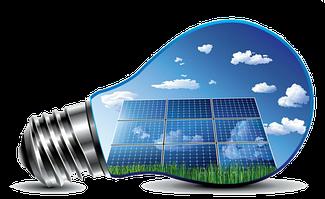 Сонячна енергія
