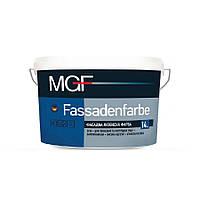 Краска фасадная MGF Fassadenfarbe M90, 14 кг