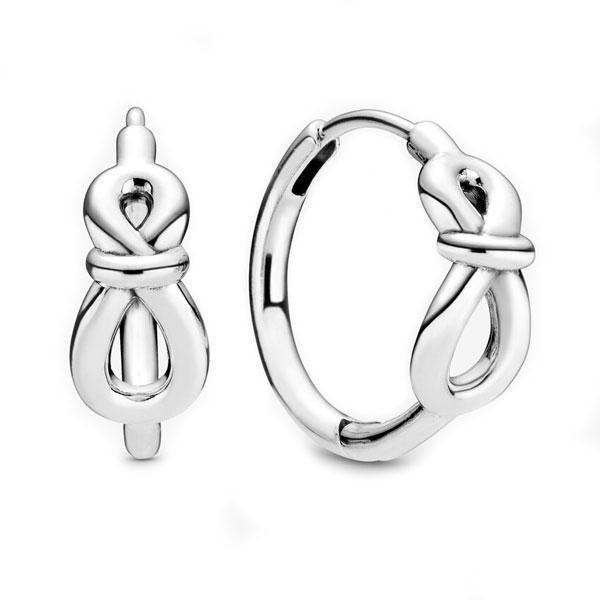 Серебряные серьги Pandora 298889C00