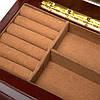 Шкатулка для бижутерии деревянная 091015SC, фото 3