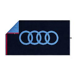Банний рушник Audi Bath Towel, Dark Blue, артикул 3132100400