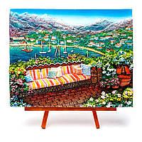 Картина с морским пейзажем КОП-3-12 большая
