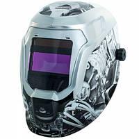Маска зварювальника хамелеон Vitals Professional Engine 2500 LCD