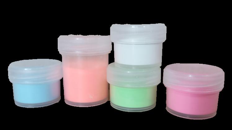 Люмінофор в трьох кольорах- 30 г! Photoluminescent Pigments