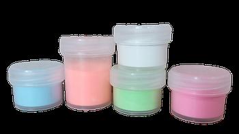 Люмінофор в трьох кольорах - 30 м! Photoluminescent Pigments