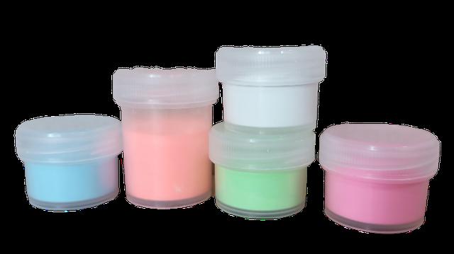 Люминофор Три цвета по 10 грамм = 200 грн.