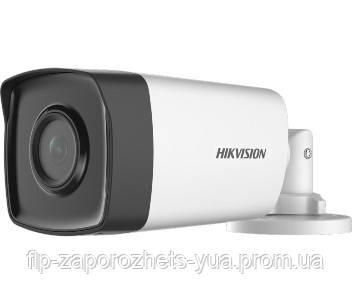 DS-2CE17D0T-IT5F(C) 6mm 2 Мп Turbo HD відеокамера, фото 2