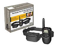 Тренеровки собак DOG TRAINING,Устройство для контроля над собакой Remote Pet Dog Training Collar with LCD Disp
