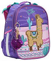 """Ранец SchoolCase Mini """"Lama"""", 2 отд., 35 * 27 * 16см, PL, 2102C, CLASS"""