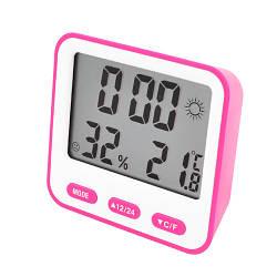 Термометр з гігрометром BK-854