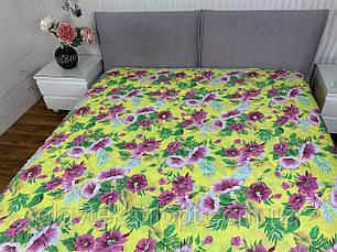 Літній ковдра-покривало (200*210) ГлавТекстиль, фото 3