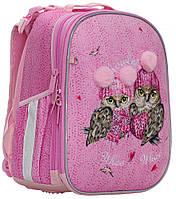 """Ранец SchoolCase Mini """"Owls"""", 2 отд., 35 * 27 * 16см, PL, 2103C, CLASS"""