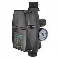 Контроллер давления SHIMGE PS-01B с манометром