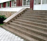 Лестница из гранита для улицы