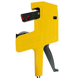 Пистолет для этикеток KEYiDE Besta-Ply MX-5500, Желтый этикет пистолет для ценников - стикер пистолет (GK)