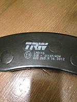 Тормозные колодки переднего тормоза ВАЗ 2121-2123 TRW-LUCAS (ТРВ-ЛУКАС)