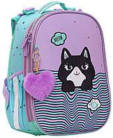 """Ранец SchoolCase Mini """"Kitten"""", 2 отд., 35 * 27 * 16см, PL, 2104C, CLASS"""