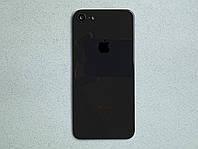 Apple iPhone 8 Space Grey темно-серая задняя крышка со стеклом камеры, стекло