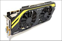 Відеокарта MSI GeForce GTX N770 TF 2Gb GDDR5 (256bit)- Б/В