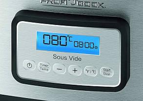 Печь вакуумная PROFI COOK PC-SV 1112 Sous Vide, фото 2