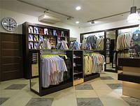 Торговое оборудование для магазинов одежды Киев