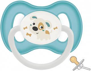 Пустышка латексная Canpol Babies Bunny Company круглая от 0 до 6 месяцев Бирюзовая 23 277tur, КОД: 2426109