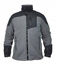 Куртка Chameleon флисовая Stalker серая L