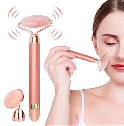 Електричний ролик - масажер для обличчя Flawless Contour