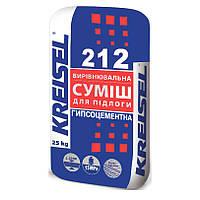 Суміш KREISEL вирівнювальна для підлоги №212, 25кг