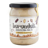 "Арахісова паста ""з фініками і шоколадом"" Burunduk, 250 г"