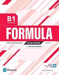 Formula B1 Preliminary Exam Trainer + eBook + key + App