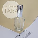 Флакон стеклянный для духов Дил 30 мл с металлическим спреем (цвета в ассортименте), фото 2