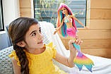 Кукла-русалка Barbie Дримтопия Разноцветная игра, фото 3