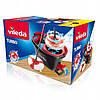 Набір для прибирання швабра+відро Vileda Easy Wring&Clean Turbo, фото 5