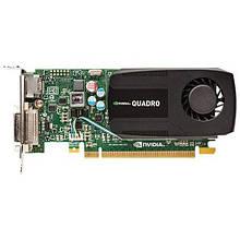Відеокарта Nvidia  Quadro K600-1gb ssf Б/В