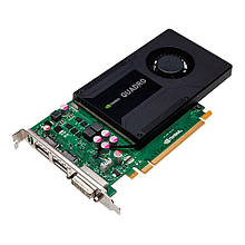 Відеокарта Nvidia Quadro K2000 (2 Гб)- Б/В