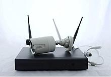 Реєстр. + Камери DVR KIT 6678 WiFi 8ch набір на 8 камер (2 шт/ящ)