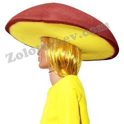 Карнавальна шапка Гриб