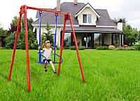 Качеля детская садовая на дачу улицу усиленная 2м
