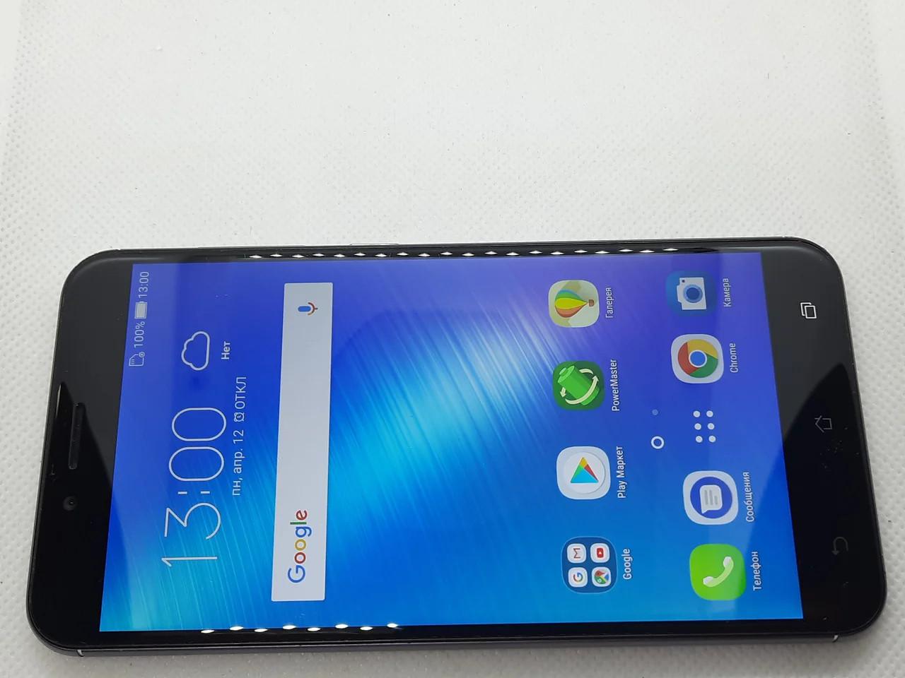 Asus Zenfone 3 Max ZC553KL 2/16GB Titanium Gray #1559ВР