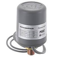 Реле включения для насосных станций повышения давления GRANDFAR PS02 AWZB-S нар. резьба