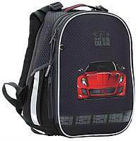 """ранец SchoolCase Mini """"Red Car"""", 2 отд., 35 * 27 * 16см, PL, 2106C, CLASS"""