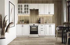 Кухня ELIZABETH 240/білий дуб сонома Halmar